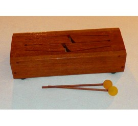 Tongue drum - wood