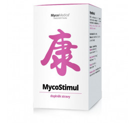 MycoStimul  180 tablet á 350mg, MycoMedica