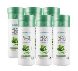 LR Aloe Vera drinking Gel SIVERA 6 x 1000 ml
