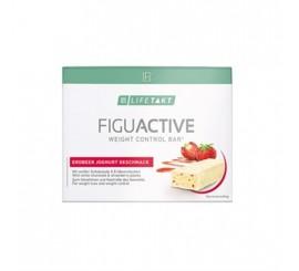 LR Health & Beauty LIFETAKT Figu Active Tyčinka 6 x 60 g  jahoda/jogurt