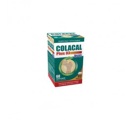 COLACAL Plus D3 tob,60 , Dacom Pharma